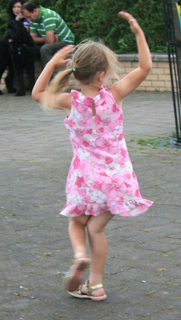 dancing at Re-Emerge