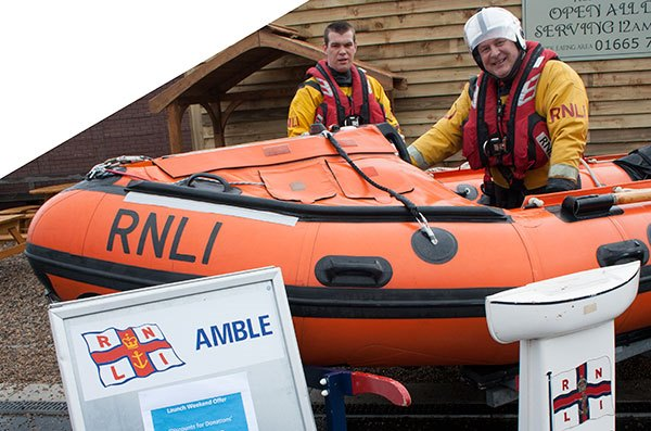 Amble-Lifeboat