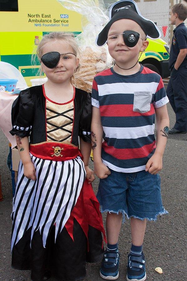 small-pirates