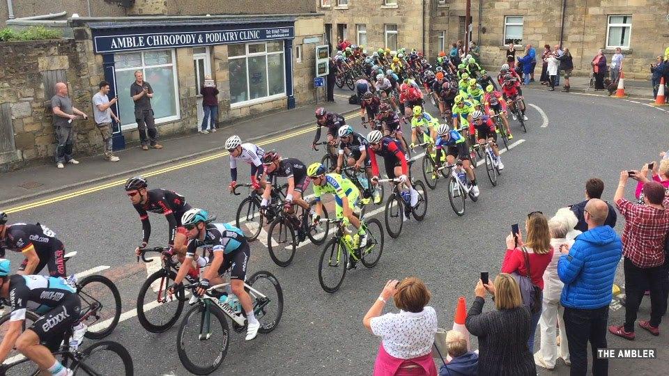 Mark Cavendish and Bradley-Wiggins