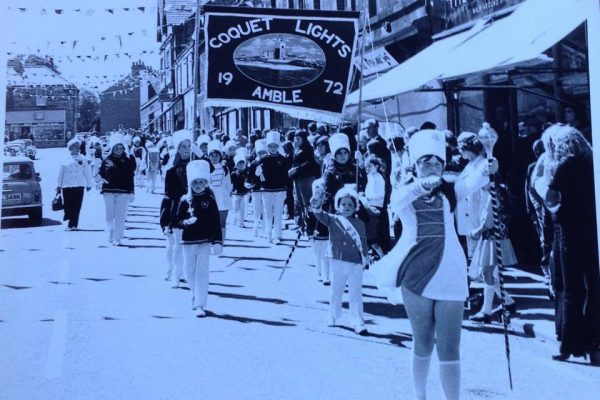 Hundreds join Bartle's trip down memory lane