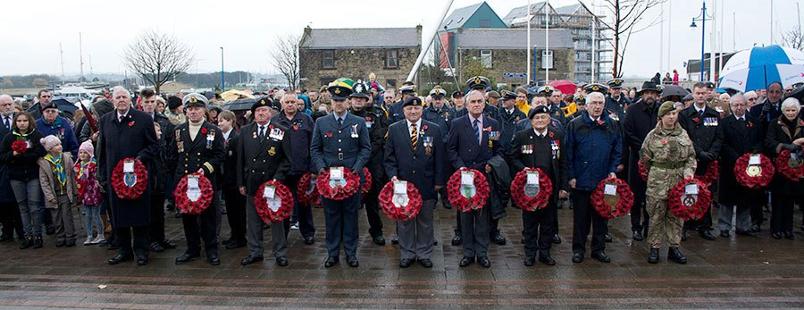 Nov: Remembrance Day