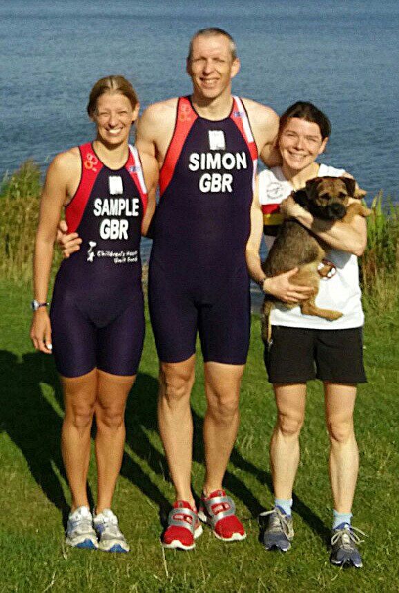 Amble Triathletes compete in World Championships