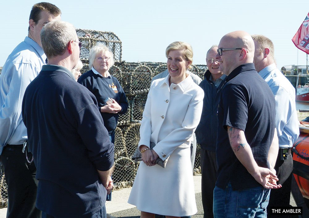 Countess-laughing-with-RNLI-CF
