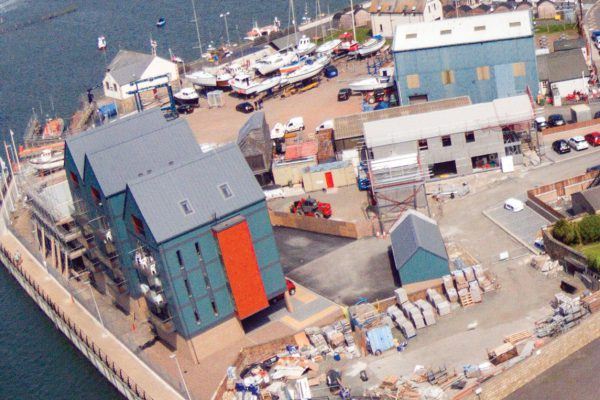 Amble boat yard will close but Spurreli plans to expand
