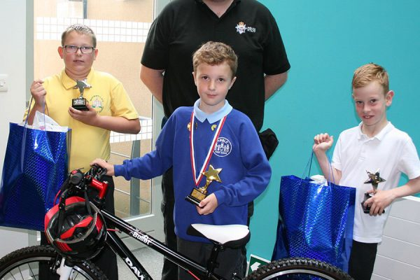 Outstanding youngsters awarded