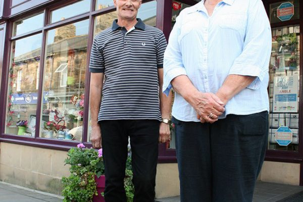Queen St shop owners nominated for Great British award