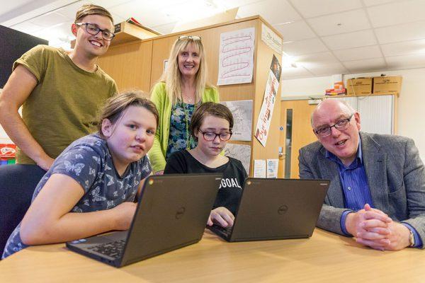 Code club will help Amble children get ahead