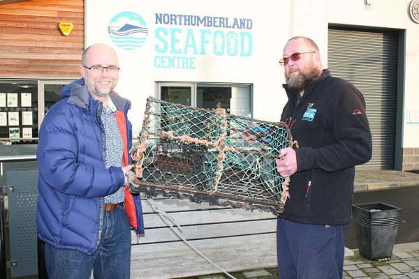 Shellfish hatchery creates new jobs