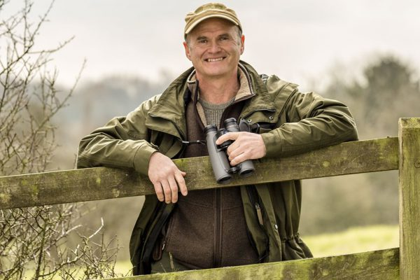 TV's Simon King to open Hauxley Wildlife Discovery Centre