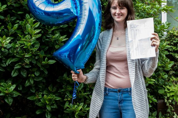 Smiles all around as JCSC Students receive GCSE results