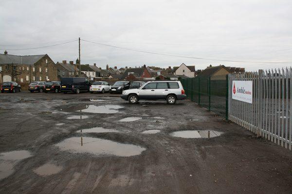 Car parking saga continues