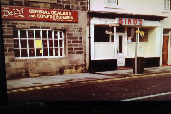 Memories of Marie and Gino, and the best fish and chips in Amble