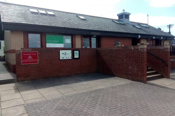Change of use proposed for Amble TIC