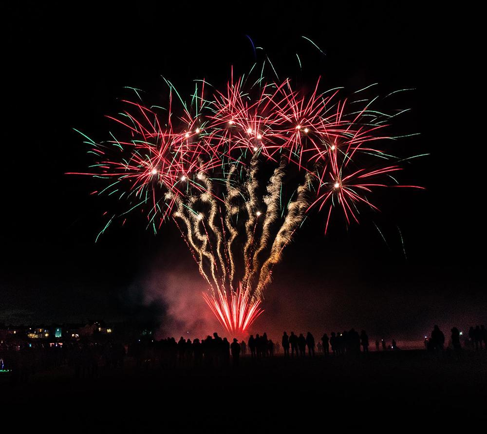 poppy fireworks