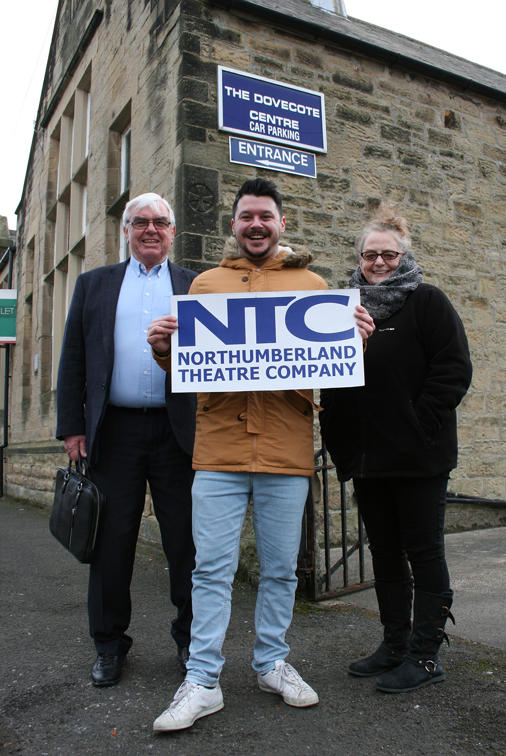 NTC move to Amble