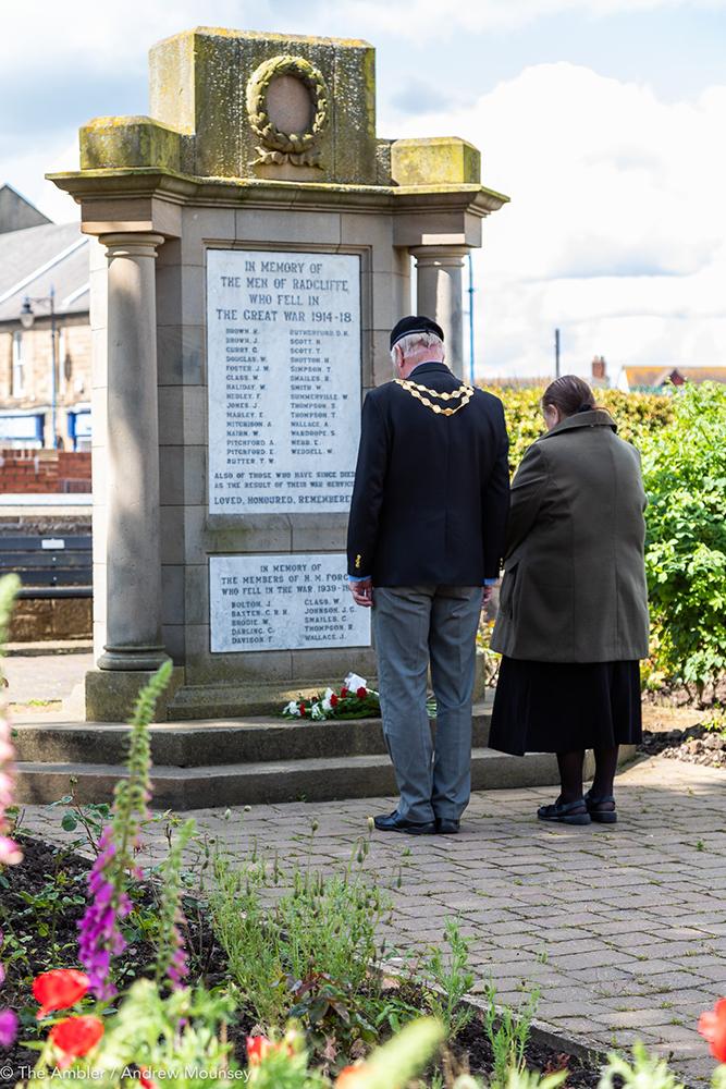 Radcliffe memorial AM