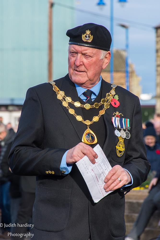 Mayor Craig Weir JH