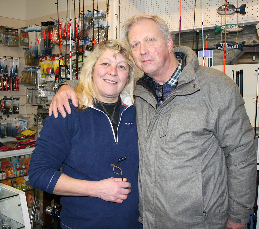 Amble Angling Centre closes its doors
