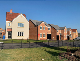 Persimmon to build new homes in Amble
