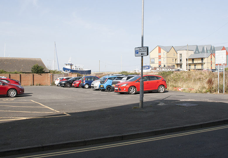 Car park loss for town centre