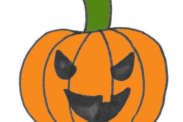 Halloween fun with Amble Pumpkin Trail