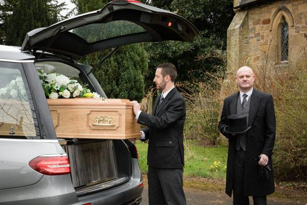 Amble funeral director rebrands