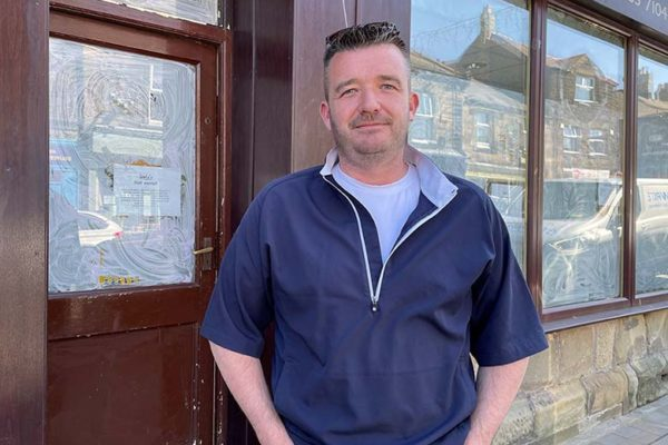 New fish and chip shop looking for staff