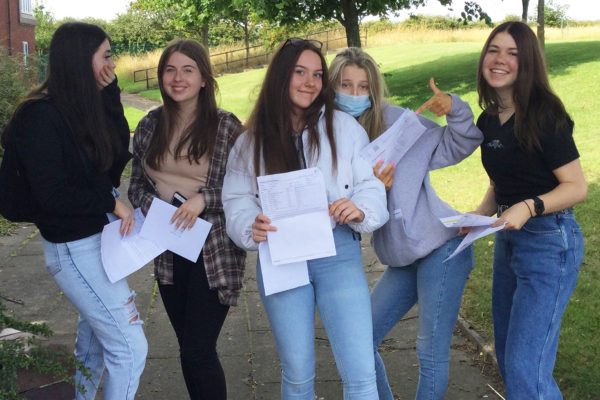 GCSE results 2021: I'm incredibly proud of our students